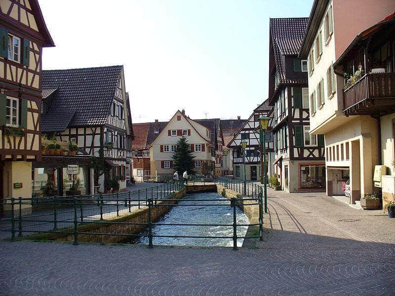 Im Zentrum von Oberkirch.
