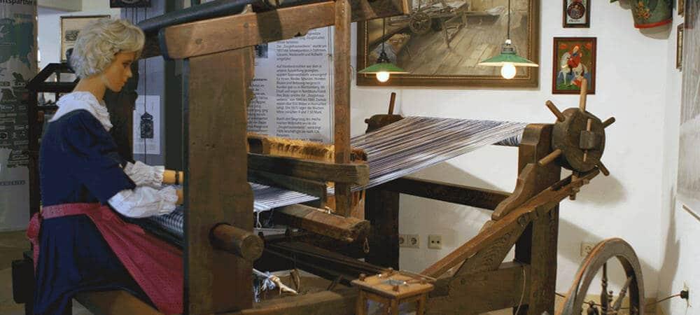 Das Textilmuseum in Wehr ermöglicht Einblicke in die Geschichte der Stadt und der Textilherstellung.