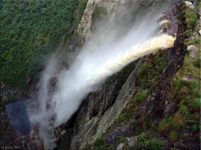 Cachoeira-da-Fumaca
