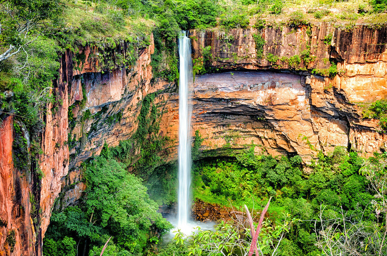 wasserfaella-brasilien-Cachoeira-Veu-de-Noiva